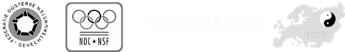 De Stichting Taijiquan Nederland is aangesloten bij alle van belang zijnde internationale Taiji organisaties