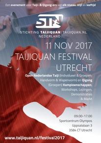 STN Festival 2017 flyer